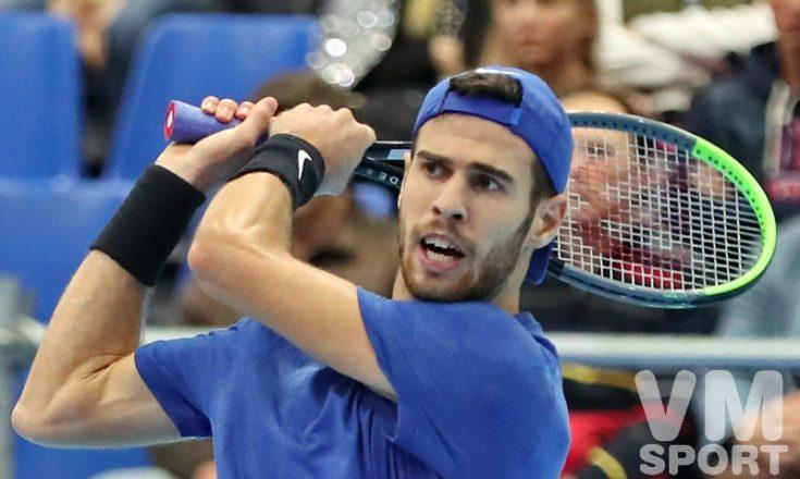 Карен Хачанов. Теннис