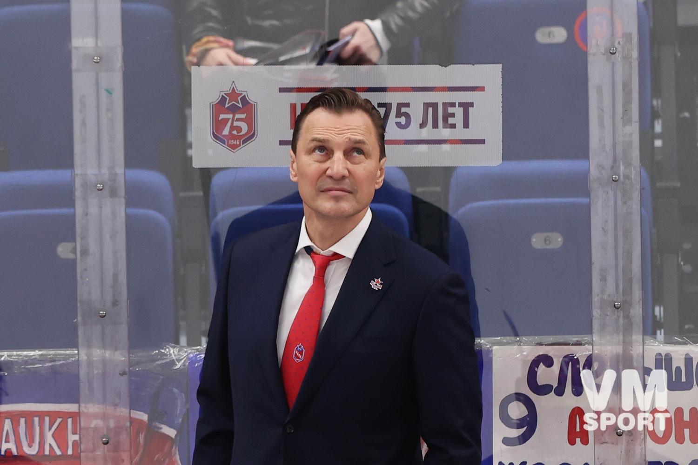 Сергей Фёдоров. ПХК ЦСКА